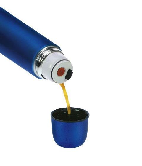 isolierflasche thermosflasche 1 liter blau kaufen. Black Bedroom Furniture Sets. Home Design Ideas