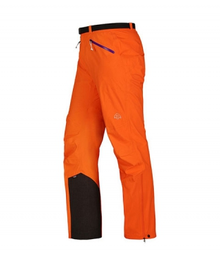 Damen Outdoorhose ZAJO Daryl orange