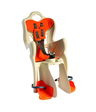 Kinderfahrradsitz Bellelli B-ONE orange