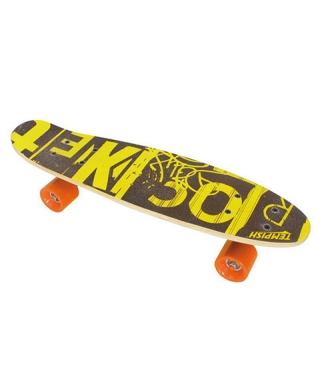 Mini Skateboard Tempish Rocket schwarz