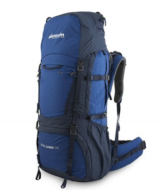Outdoor Rucksack Explorer 75 blau