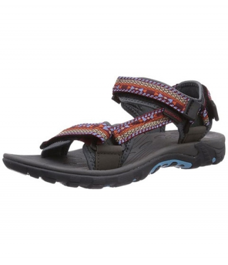 Trekkingsandalen Northland Outback red/pacific
