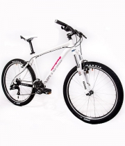 Mountainbike RAM MENTOR 26.2 V-brake White