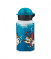 Kinder Trinkflasche Alu 350 ml Hit Ming Chao